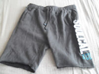 Mens Branded SoulCal Summer Drawstring Fleece Shorts Pants Bottoms Size XXL