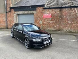 image for 2012 Black Edition Audi A4 Avant