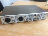 M AUDIO FireWire 410 soundcard