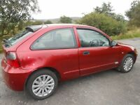 cheap Dec 06 rover 25 for sale