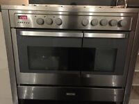 Electrolux Range Dual Fuel Gas Cooker