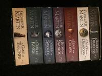 Game of thrones book set