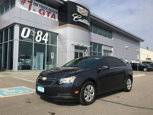 2014 Chevrolet Cruze 1LT *40,000km*Clean*Remote Start