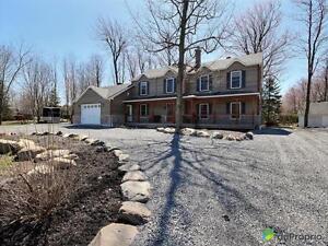 449 500$ - Maison 2 étages à vendre à Granby