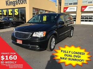 2013 Chrysler Town & Country Kingston Kingston Area image 1
