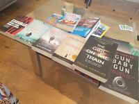 Assorted Books for £10!