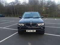 BMW X5 se turbo diesel 3.0cc 6 speed 215bhp 5 door 05/2005 1 former keeper 215k full service history