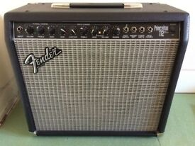 fender princeton 112 plus 65 watt guitar amp