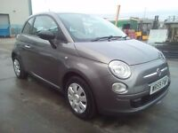 FIAT 500 POP, 1.2, 59 REG 2010, FULL 12 MONTHS MOT, 3 MONTHS WARRANTY