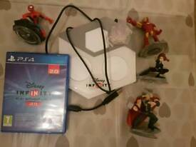 Disney infinity 2.0 set for ps4