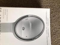 Bose Noise Cancelling Wireless Bluetooth Headphones (New Price £220)
