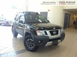 2015 Nissan Xterra PRO-4X**LIMITED**promo,NAGIVATION**CUIR**