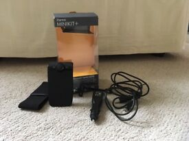 Parrot Minikit+ Bluetooth hands free kit