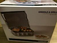 Griddle & grill - removable plates