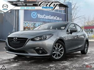2015 Mazda Mazda3 GS LIKE NEW, LOW KMS!