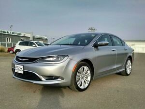 2015 Chrysler 200 Sdn Limited FWD