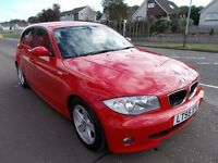 *BMW 116i SPORT*2005 REG*IMMACULATE*8 SERVICE STAMPS*FULL YEARS MOT*FREE ROAD TAX!*ONLY £3495*