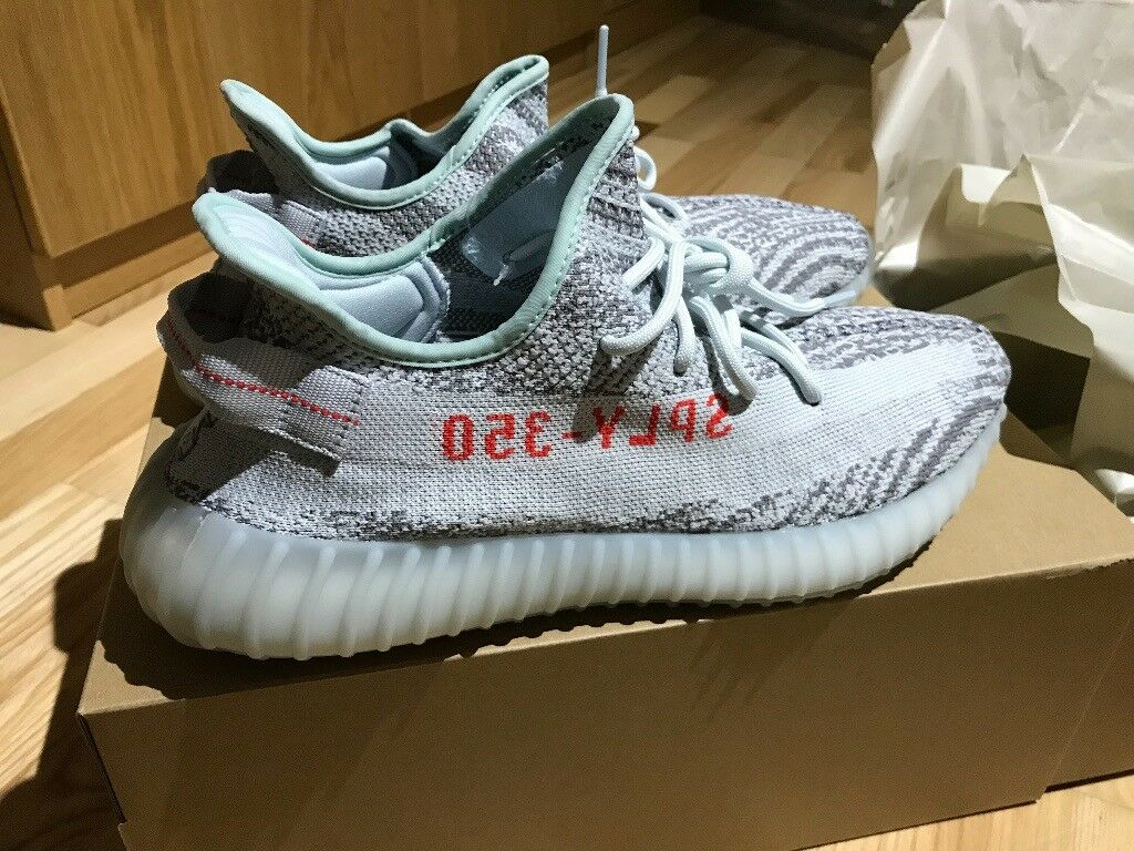 e9f34038fa8e0 Adidas Yeezy Boost 350V2 Blue Tint Size UK 11.5 Brand New
