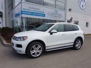 2013 Volkswagen Touareg HIGHLINE TDI  TOUAREG HIGHLINE AVEC ENSE
