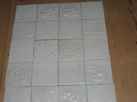 Italian wall tiles
