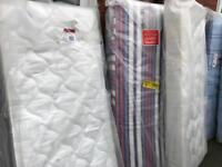 Single shorty mattress new and wrapped