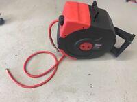 Sealey Retractable Air Hose Line 20m 10mm ID SA93 V2 Compressor