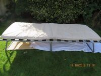 Single Folding Bed for sale