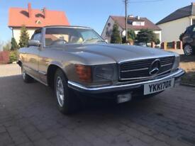 Mercedes 280sl r107