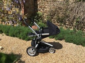 Quinny Buzz Pushchair in black