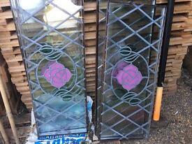 Rose leaded double glazed units