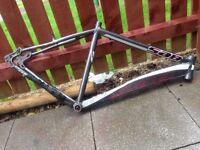 "SAB 19"" bike frame only £10"