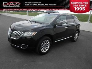 2012 Lincoln MKX LIMITED AWD NAVIGATION/PANORAMIC SUNROOF
