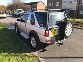 Land Rover Freelander TD4 Sport £1695