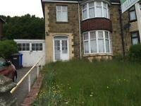 ***ATTRACTIVE 3 BEDROOM SEMI DETACHED HOUSE-LARGE GARDEN***