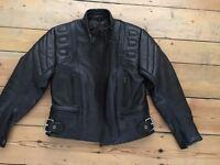 Richa Ladies Biker Motorcycle Jacket Size 8