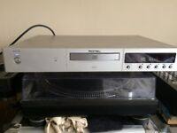Rotel CD Player - RCD02 - silver - high-end
