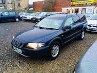 Volvo v70 Xc automatic 2.5 petrol cross country 02 reg leather tow bar mint condition px welcome
