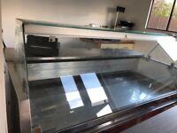 Chiller - display cabinet £100