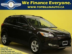 2013 Ford Escape Navigation, Panoramic Sunroof, Leather