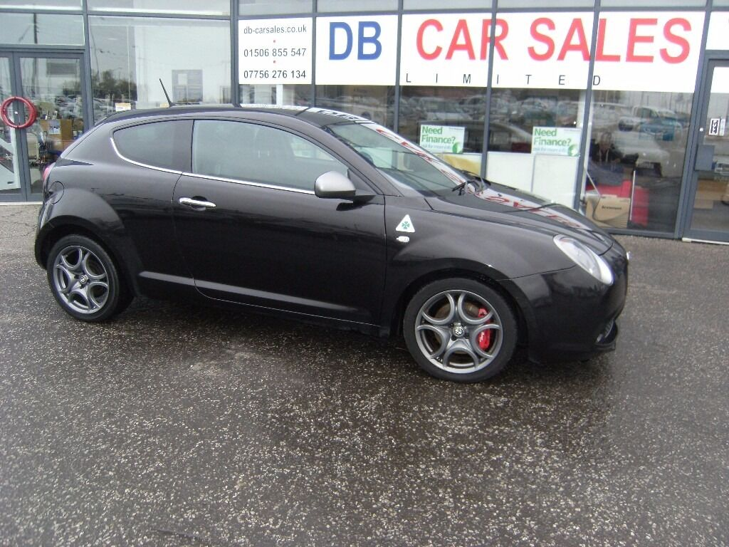 2010 60 ALFA ROMEO MITO 1.4 CLOVERLEAF MULTIAIR 3D 170 BHP **** GUARANTEED FINANCE **** PART EX WEL
