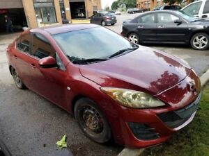 2010 Mazda Mazda3 AUTO!LOADED!FULLY CERTIFIED@NO EXTRA CHARGE!