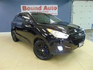 2013 Hyundai Tucson GLS, BLUE TOOTH, SUNROOF, ACCIDENT FREE