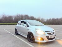 ONE OFF 2008 57 PLATE, VAUXHALL CORSA VXR 250 BHP POPS & BANGS LOW MILEAGE ***BARGAIN***