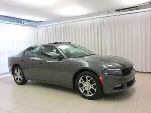 2016 Dodge Charger BEAUTIFUL SXT V6 AWD SEDAN w/ HEATED SEATS, S