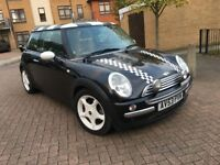 MINI Hatch 1.6 Cooper 3dr ALLOY WHEELS-HPI CLEAR-SERVICE HISTORY