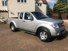 09 Nissan Navara king cab ,Lovely Condition inside and out,
