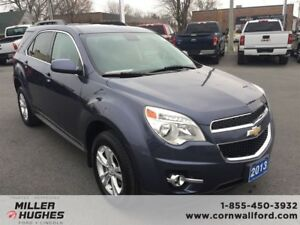 2013 Chevrolet Equinox LT, One Owner, Bluetooth, Camera