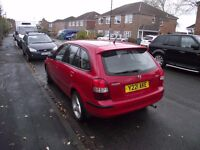 MAZDA 323F ESTATE, MOT UNTIL NOVEMBER 2017