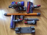 Dyson V8 absolute handheld vacuum.