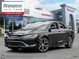 2016 Chrysler 200 C | PREVIOUS DAILY RENTAL | LEATHER | SUNROOF
